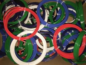 Filament coils