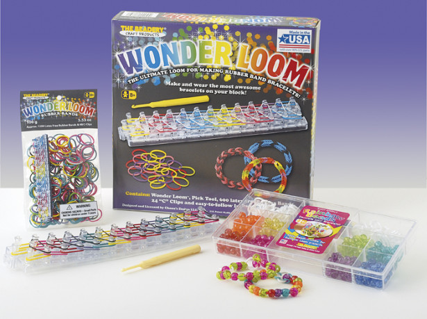 wonder loom family